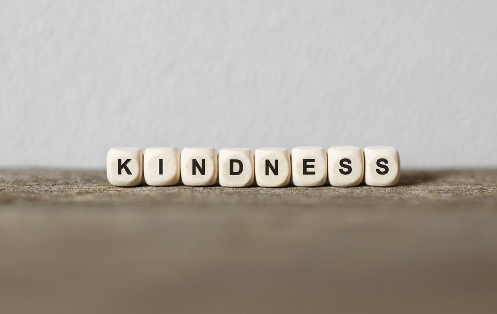 Kindness a major part of person centred care